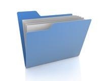 Folder icon Royalty Free Stock Images