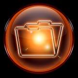 Folder icon. Stock Photo