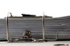 Folder in an office Stock Photo