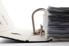 Folder in an office Stock Photos