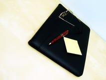 Folder on Work Desk Royalty Free Stock Image