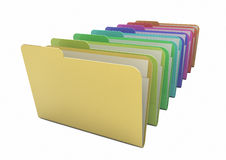 Folders Stock Images