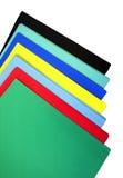 Folders Royalty Free Stock Photo