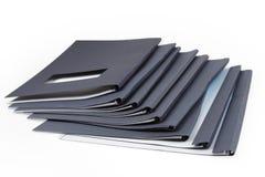folders fotografie stock