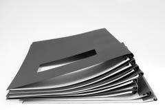 folders immagini stock