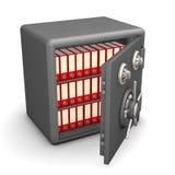 Folders Safe Stock Photography