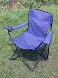 Folding armchair Royalty Free Stock Photography