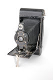 Folding Camera Royalty Free Stock Photos