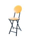 Folding chair Stock Image