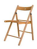 Folding chair Stock Photos
