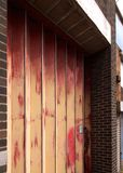 Folding Door Stock Photography