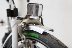 folding för 2 cykel arkivfoto