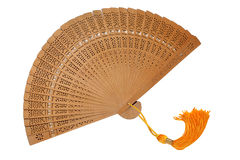Folding Fan Royalty Free Stock Photography