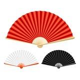 Folding Fan Stock Photography