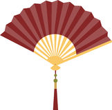 Folding Fan Royalty Free Stock Photo