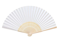 Folding fan Royalty Free Stock Image