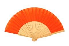 Folding fan Royalty Free Stock Image