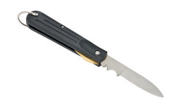 Folding knife Stock Photo