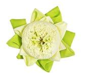 Folding lotus thai style Royalty Free Stock Photography