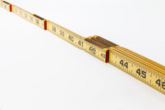 Folding Ruler Royalty Free Stock Images