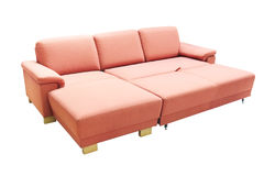 Folding sofa Stock Photos