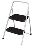 Folding Step Stool Stock Photography