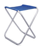 Folding stool Stock Images