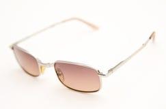 Folding sun glasses. Royalty Free Stock Photography