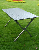 Folding table Royalty Free Stock Photography
