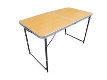 Folding table Stock Photos