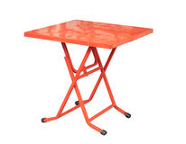 Folding table Stock Photography