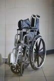 Folding wheelchair Stock Photos