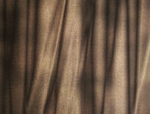 Folds on canvas Royalty Free Stock Images