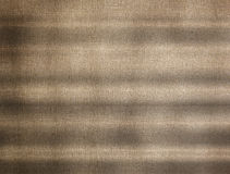 Folds on canvas Stock Photo