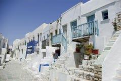 Folegandros - Calstel Foto de archivo