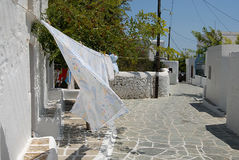 Folegandros - Cyclades - Greece Stock Images