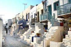 Folegandros - Cycklades - Grekland Royaltyfria Bilder