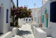 Folegandros, Cyclades, Grecja - Obrazy Royalty Free