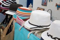 Folegandros Hats Stock Image