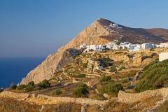 Folegandros Island, Greece Royalty Free Stock Photo