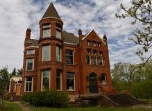 Foley-Brower-Bohmer House Stock Image