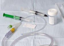 Foley Catheter Royalty Free Stock Photo