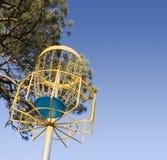 folf frisbee golf Zdjęcia Stock