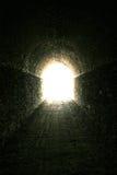 Folgen Sie der Leuchte Stockfotos
