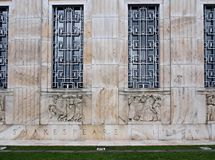 Folger Shakespeare Library Royalty Free Stock Photos