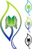 Folha da educação ilustração royalty free