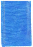Folha de letra coberta azul imagens de stock royalty free