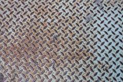 Folha de metal Fotografia de Stock