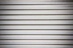 Folha de metal de Orrugated Fotos de Stock