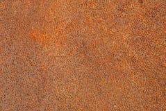 Folha de metal oxidada Imagens de Stock Royalty Free